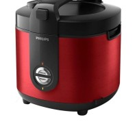 Jual Philips Stainless Rice Cooker Pro Ceramic 2 Liter - Hd3128 -