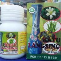 Promo Ratu Langsing / Kapsul Pelangsing Herbal / Obat Pelangsing Badan
