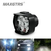 Dijual Lampu Sorot / Tembak Led Motor Mobil Murah