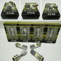 New! Lampu Motor Led Emiter Philips H6 Matic Bebek Universal Limited