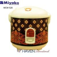 Dijual Murah Rice Cooker/ Magic Com Miyako Mcm528 Batik / 1.8 Liter