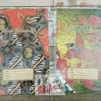 Sampul Boxy Gambar Batik LWC