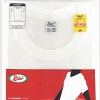 Jual T-Shirt / Kaos Dalam / Oblong RIDER PUTIH - Style R222B Murah