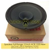 Speaker 12 Inch In FULL RANGE ACR 1225 350 Watt