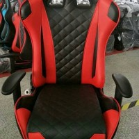 HQ Rexus Gaming Chair Kursi RGC 101 2D Armrest 180 Degree