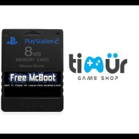 (Big Sale!!!) Memory Card Ps2 Free Mcboot Multi !
