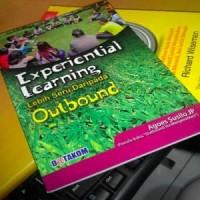 buku outbound Experiential learning lebih seru daripada outbound