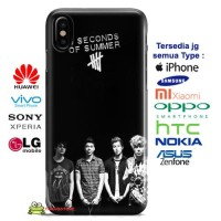 5 SECOND OF SUMMER FUNNY iPhone Case & All Case HP