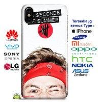 5 SECOND OF SUMMER 5 SOS GALAXY NEBULA iPhone Case & All Case HP