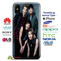 5 SECOND OF SUMMER PERSONEL ACT iPhone Case & All Case HP