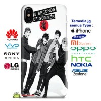 5 SECOND OF SUMMER LOGO iPhone Case & All Case HP