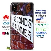 5 SECOND OF SUMMER GALAXY NEBULA iPhone Case & All Case HP