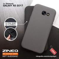 Silicon Soft Case Samsung Galaxy A5 2017 Softcase Silikon Casing Cover
