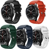 Samsung Gear S3 Frontier / Classic Sport Band / Silicone Band / Strap