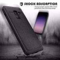ARROW LEATHER Samsung A8 - A8 Plus 2018 soft case casing cover kulit