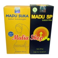 Paket Madu Penyubur Kandungan PASUTRI AL MABRUROH / Madu Program Kehamilan (Kesuburan Kandungan Wanita &