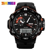 JAM TANGAN PRIA ORIGINAL SKMEI men sport LED