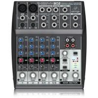 Behringer Xenyx 802 / Xenyx802 ( Original ) Mixer Audio