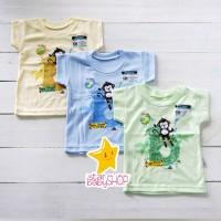 Baju Bayi Kaos Bayi Baju Anak Baju Aanak Kaos Oblong Ridges Karakter