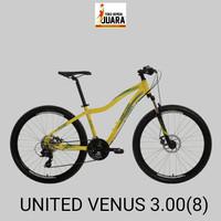 SEPEDA UNITED VENUS 3.00(8) MTB 26 INCH 24 SPEED