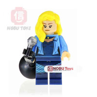 Jual BLACK CANARY PG417 Lego kw BATMAN MOVIE SUPERMAN SUPERHERO pogo murah Murah