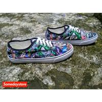 Vans Motif Full Print Joker Sepatu Starwars Premium Quality Murah