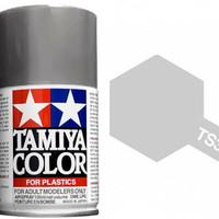 TAMIYA TS-30 SILVER LEAF PAINT SPRAY FOR PLASTICS