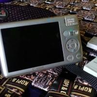 Kamera Digital Canon Ixus 130 Bekas Second Batangan Murah Masih Mulus