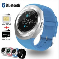 Y1 JAM MP3 SUPORT SD CARD MICRO  SMARTWATCH Y1