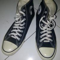 Sepatu Converse Original 2nd (hight/tinggi)