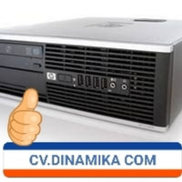 Komputer CPU PC UNBK Murah Ram 6 GB Branded HP Orisinil