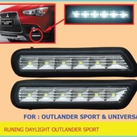 Lampu DRL Outlander Sport