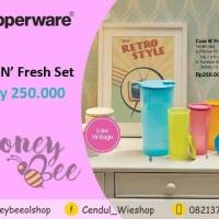 cool n fresh Tupperware