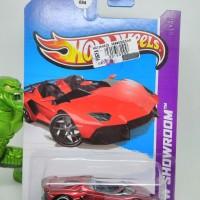 Hot Wheels Lamborghini Aventador J