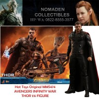 Hot Toys MMS474 AVENGERS INFINITY WAR - THOR Action Figure