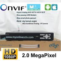 DVR NVR 16 Chanel ANALOG AHD HDTVI IP CAMERA 720 1080