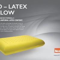 Dunlopillo Pincore Bio Latex Pillow | Bantal Bio Latex