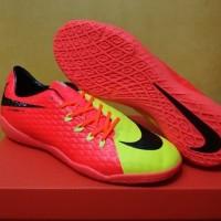 MURAH Sepatu Futsal Nike Hypervenom III Orange Yellow Volt