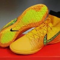 HEMAT Sepatu Futsal Nike Elastico Superfly Yellow