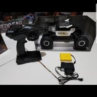 RC Rock Crawler JD Toys alloy body metal scale 1/18 2.4Ghz 4X4 4WD rc