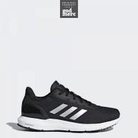 ORIGINAL Adidas Cosmic 2 Sepatu Women Sport Black DB1763