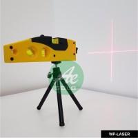 best seller Portable Waterpass Laser Leveling dengan Tripod Water Pas