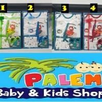 Kiddy Just Baby Set Pakaian Bayi Lengkap 1set 4in1 11146