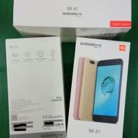 Xiaomi Mi A1 Ram 4G Memory 64G Black & Gold & Rose Gold Baru Garansi 1