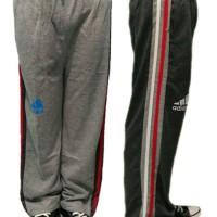 Celana Panjang Tidur Celana Santai Pria Wanita Celana Tidur Misty Abu