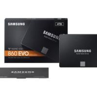 Samsung SSD 860 EVO 4TB SATA III 2.5