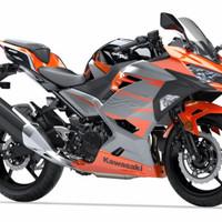 Kredit Motor Kawasaki Ninja 250 ABS SE II MDP 2018  - Jabodetabek