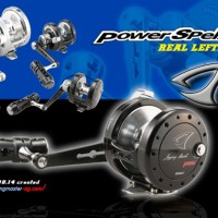 Jigging Master PE5 LH Power Spell - Over Head Jigging - Reel Pancing
