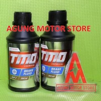 Minyak Rem / Brake Fluid DOT-3 Toyota (354ml)