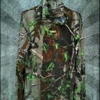 Baju Berburu Kamuflase/Camouflage - Kaos Jumper Realtre DISKON